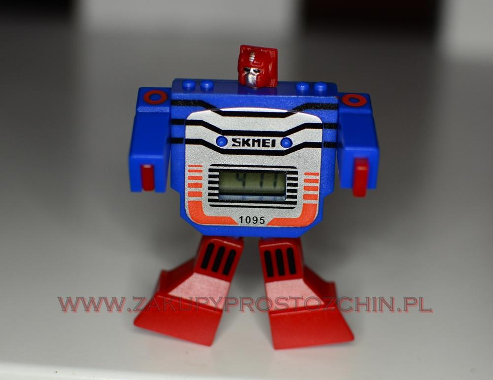 Zegarek – transformers Skmei :D