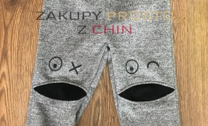 Spodnie dresowe dla chłopca z aliexpress