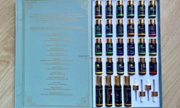 Zestaw olejków eterycznych Mayjam z aliexpress