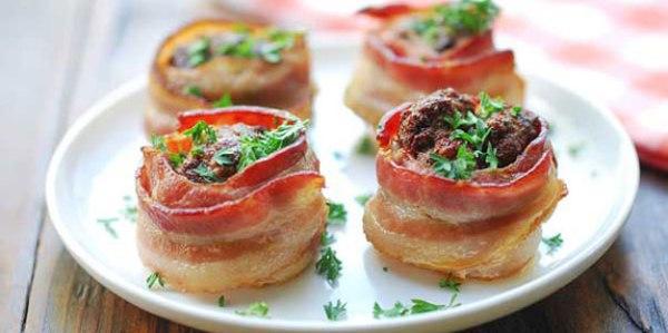 Закуска буржуй: пошаговый рецепт с фото