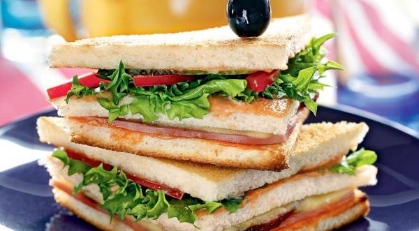 Бутерброд по английски: пошаговый рецепт с фото