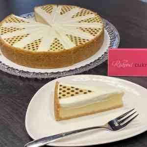 Cheesecake vanilkový 115gr rez