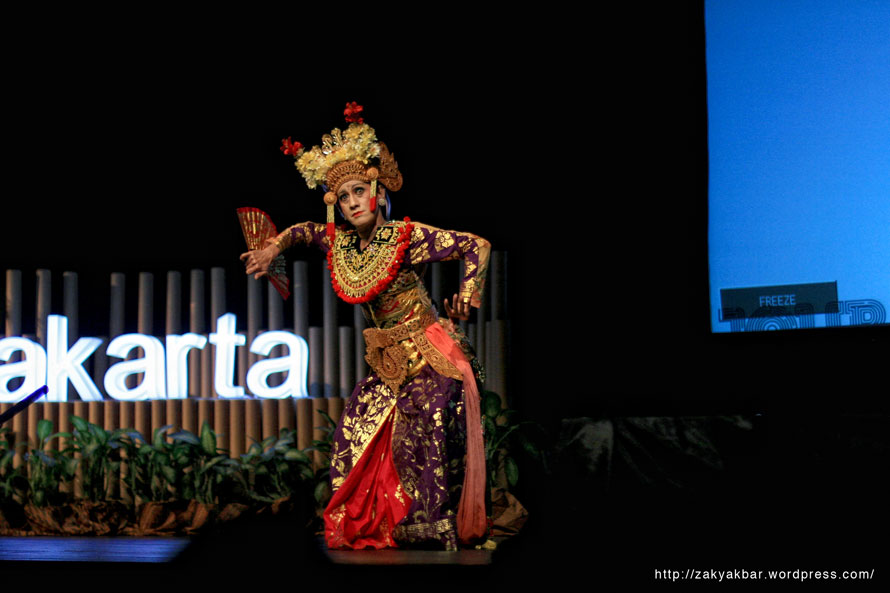 TEDx Jakarta : AWESOME! (5/6)