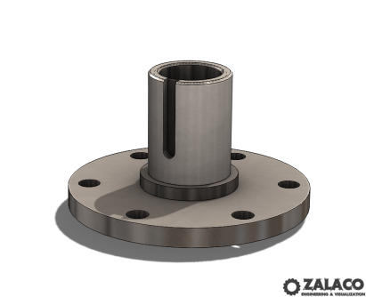 Machined Component