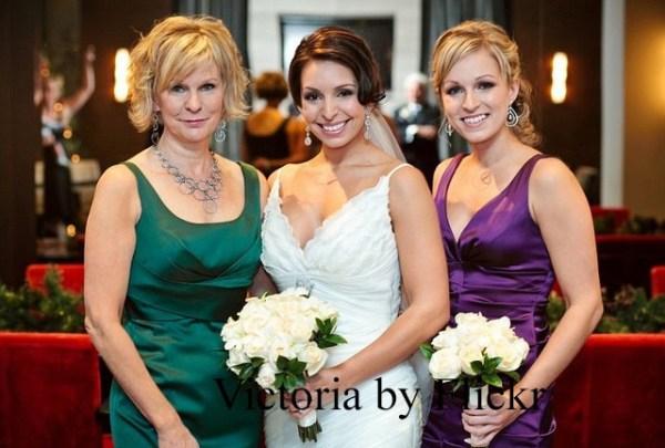 Прическа для мамы невесты, жениха на свадьбу дочери ...