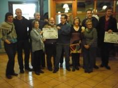 2013 Sari Banaketa: Lamien Urrezko Orrazia Euskalerria Irratiari.