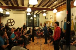 2013: Nafarroako 14-18 urte bitarteko Eskolarteko Bertsolari Txapelketa