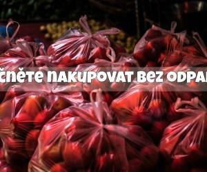 22) Začněte nakupovat bez odpadu