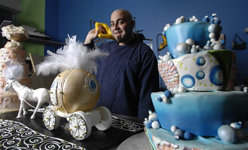 Chef Duff, of Ace of Cakes