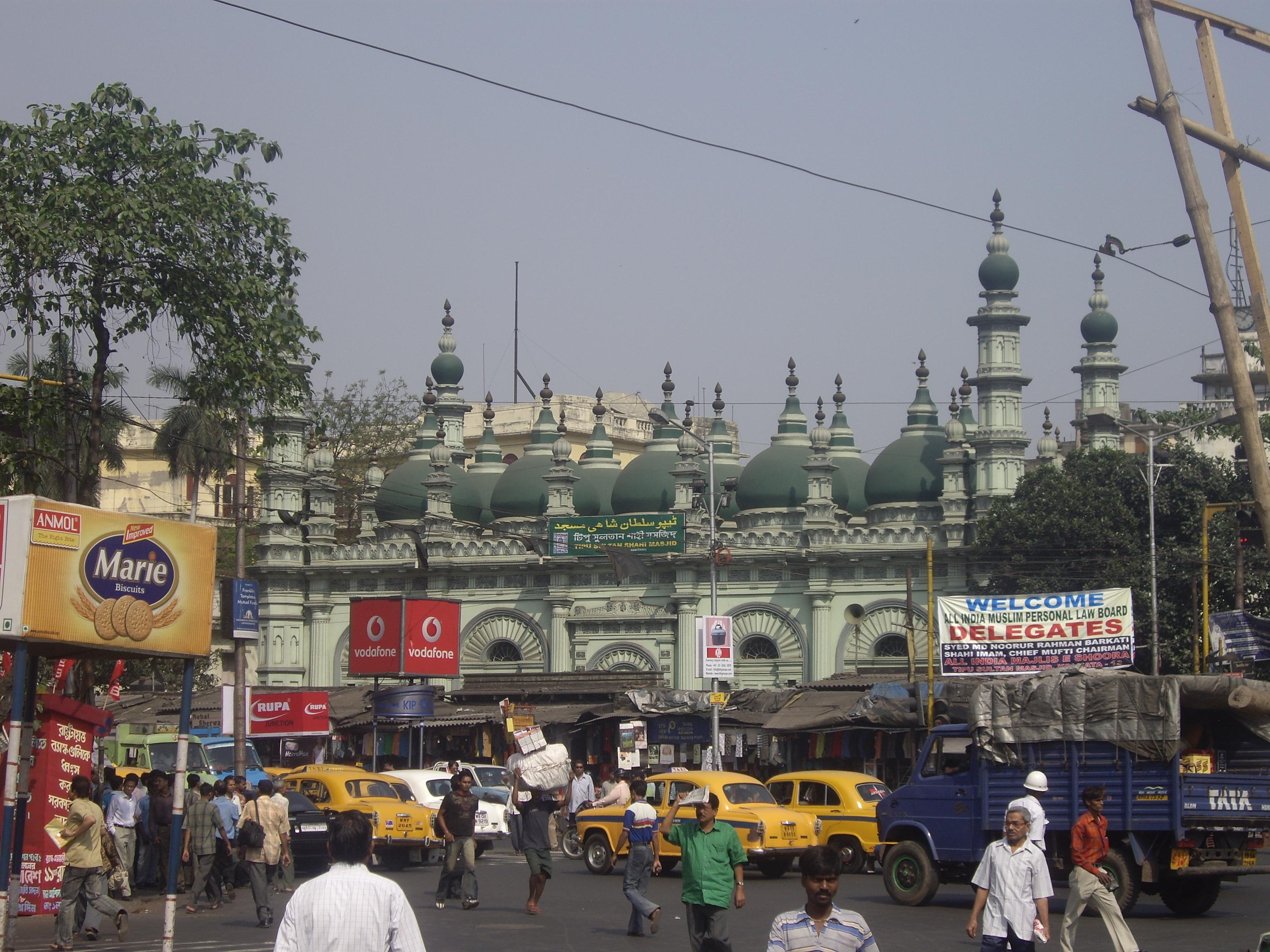 Tipu Sultan Shahi Masjid, Καλκούτα