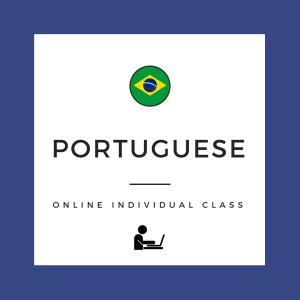 Portuguese Online Individual Class Image