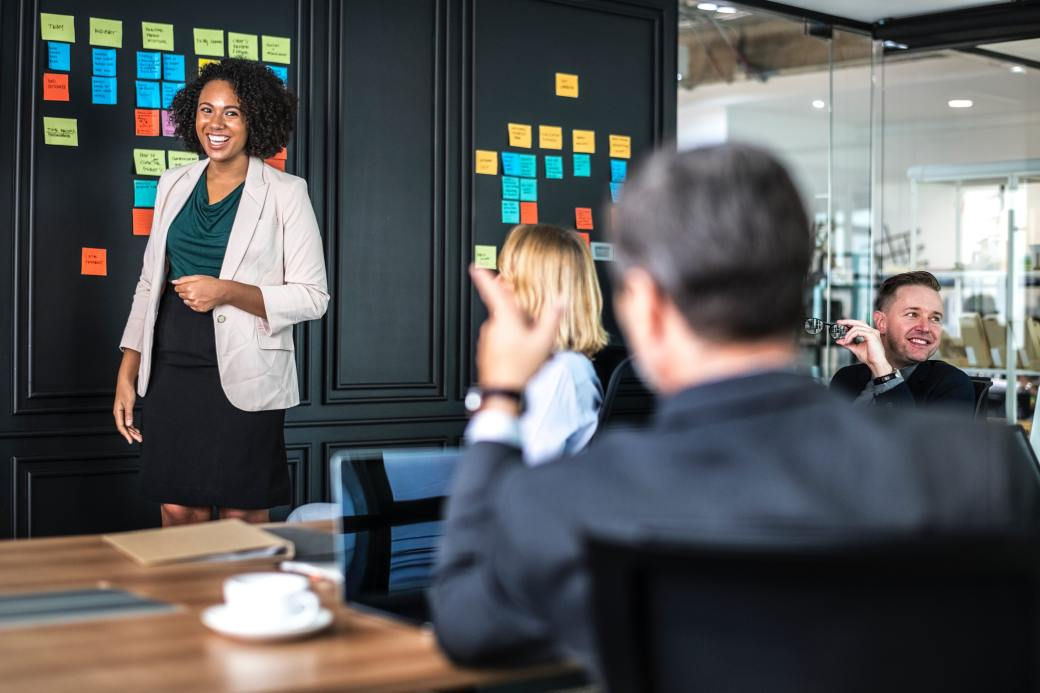 A big part of retaining employees is making sure their ideas are heard and valued.