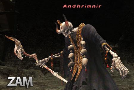 Andhrimnir Bestiary Final Fantasy XI ZAM
