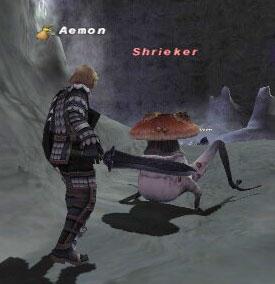 Shrieker Bestiary Final Fantasy XI ZAM