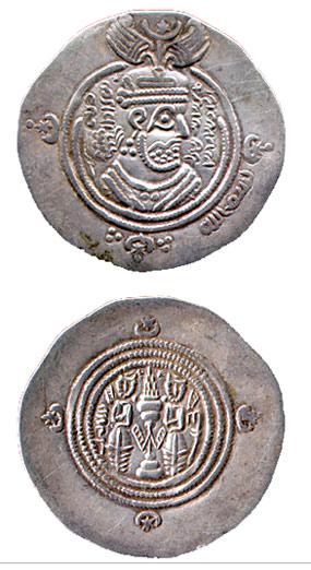 قیمت سکه ساسانی