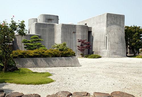 谷村美術館、新潟、糸魚川市