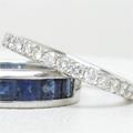 複数ジュエリーからのおまとめリフォーム、指輪とペンダント