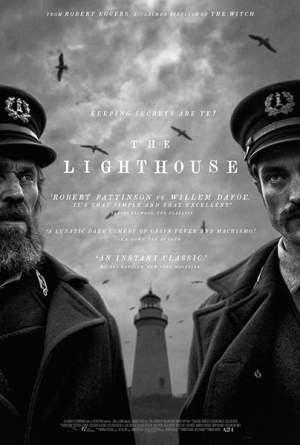 the lighthouse film analizi