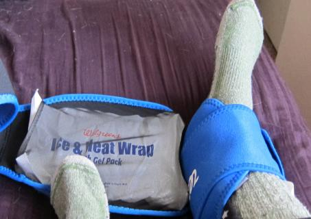 Cold Compress an effective method for sports injury repair?
