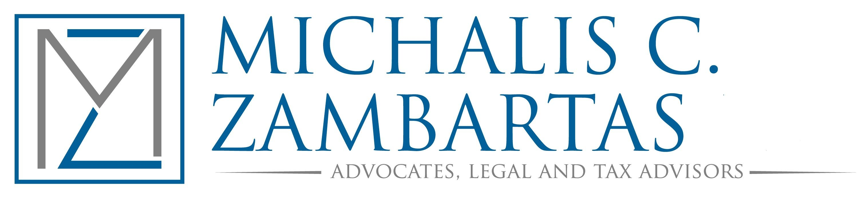 MICHALIS C. ZAMBARTAS, Advocates, Legal & Tax Advisors