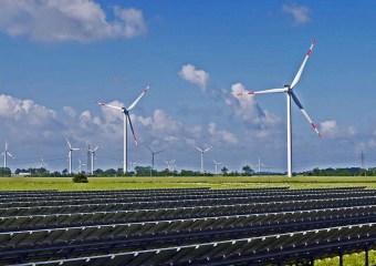 solar-wind park