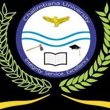 Chalimbana University Online Application Portal