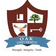 OAK University Online Application Portal