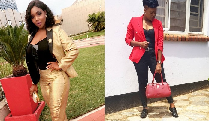 In Pics: #TBT Mampi and Cleo Ice Queen