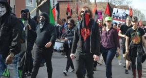 May Day protests