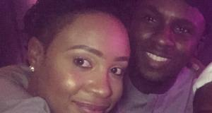 Pokello and new Boyfriend