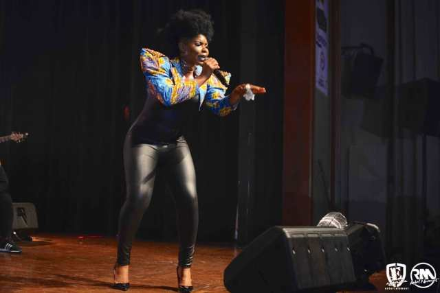 Yemi Alade in Germany