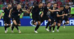 Croatia 4 - 3 Russia Penalties