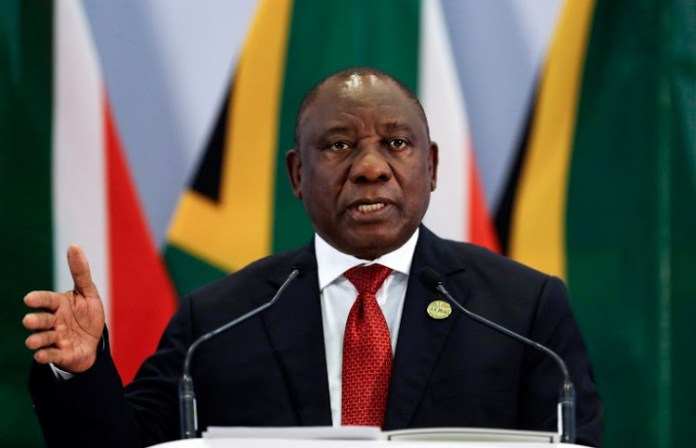 Keep your America. Stay out of our issues – Ramaphosa