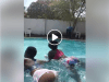 Twerking in Water