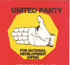 UPND Readies for War