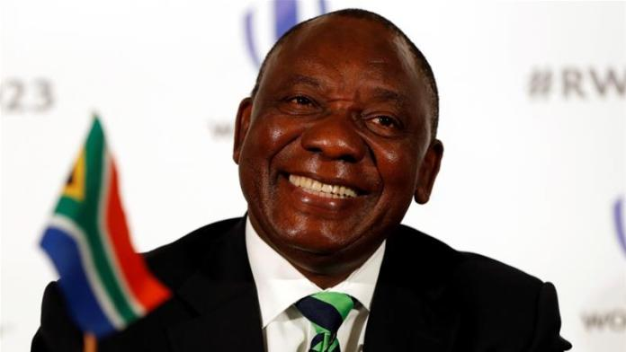 SA president Cyril Ramaphosa arrives in Mozambique for SADC summit on insurgent attacks