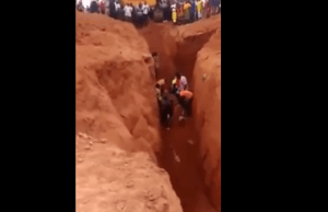 5 Buried Alive in Solwezi