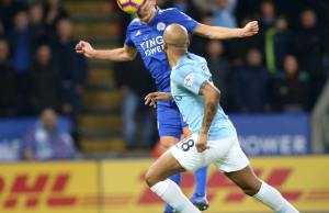 Leicester City 2 - 1 Manchester City