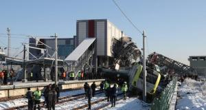 Turkish train crash
