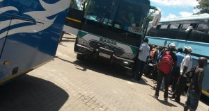 Kabor Bus Robbed