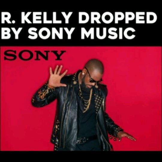 Reports say Sony's RCA has parted ways with R. Kelly after abuse uproar