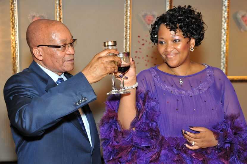 6 And Counting Meet Jacob Zuma S Wives