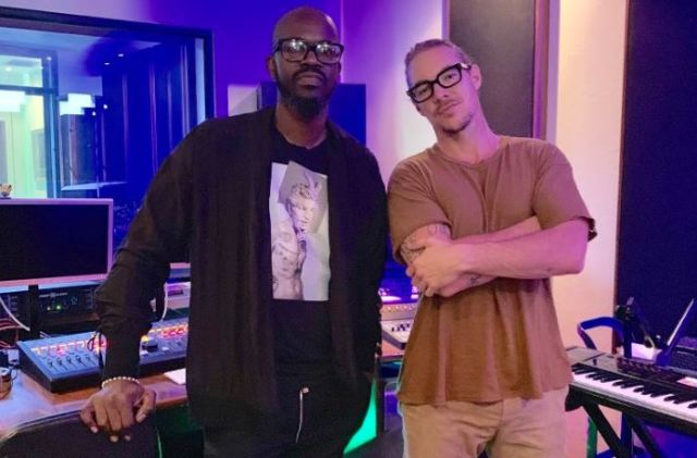 Black Coffee and Dimplo