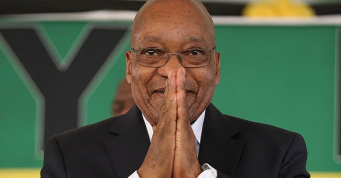 Jailed Jacob Zuma to attend brother's funeral