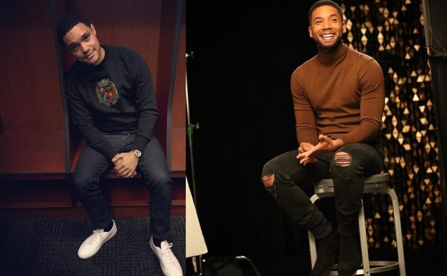Trevor and Jussie