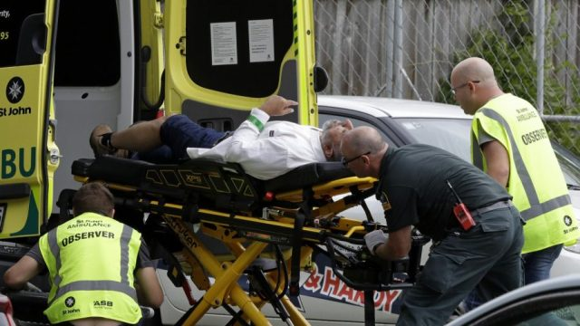 New Zealandshooting
