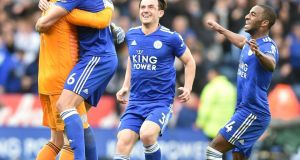 Arsenal 0 - 3 Leicester City