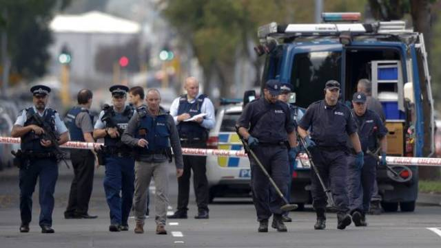 Christchurch mosque attacks
