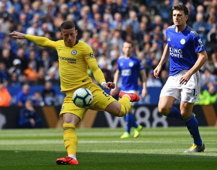 Chelsea draws Leicester City 0-0