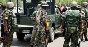 Nigerian soldiers killed